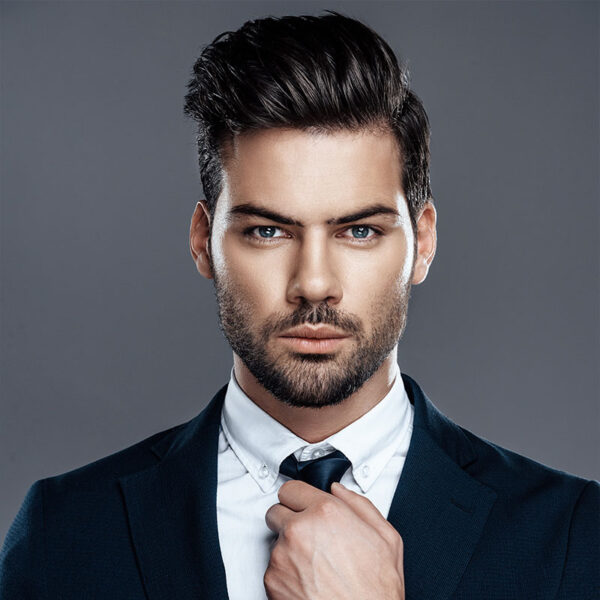 Mens haircuts and style